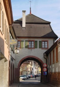 Sulzburg - Stadttor